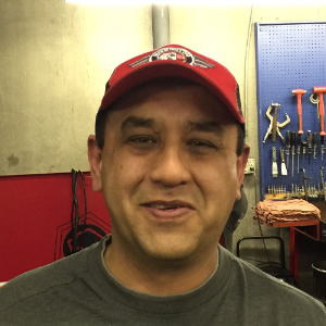 Team Member Technician Jorge N