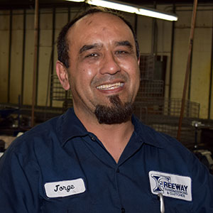 Team Member Builder Jorge N